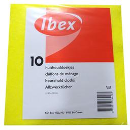 Ibex huishouddoek 10 stuks