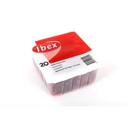 Ibex zeepwolspons 20 stuks