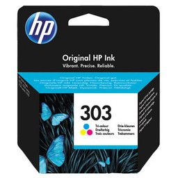 Hewlett Packard Origineel HP 303 Color