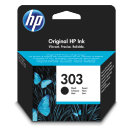 Hewlett Packard Origineel HP 303 Black