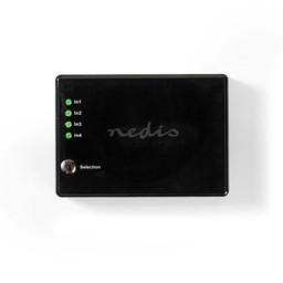 Nedis 4-poorts | HDMI-Switch | zwart