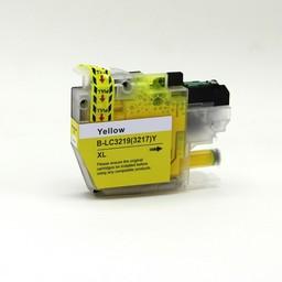 SecondLife Inkjets Huismerk - Brother LC 3219 Yellow