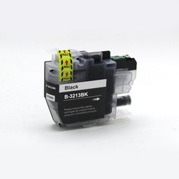 SecondLife Inkjets Huismerk - Brother LC 3213 XL Black
