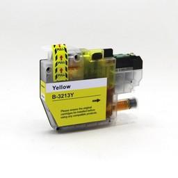 SecondLife Inkjets Huismerk - Brother LC 3213 XL Yellow