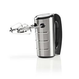 Nedis Handmixer | 350 W | 5 snelheden | Roestvrij staal