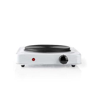 Nedis Elektrische kookplaat   1500 W   185 mm   Beveiliging tegen Oververhitting
