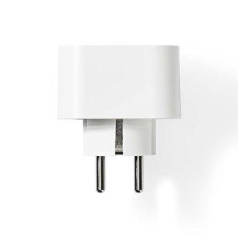 Nedis Wi-Fi smart plug   Schuko Type F   10 A