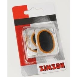 Simson Simson plakkers ovaal