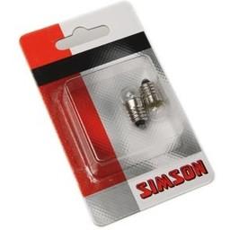 Simson Simson lampje achter