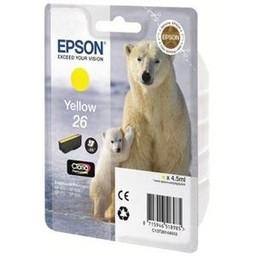Epson Epson 26 Yellow