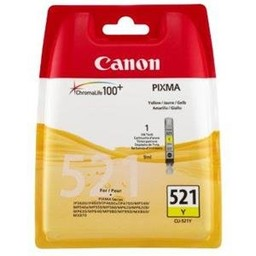Canon Canon CLI-521Y Yellow