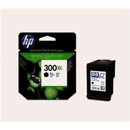 HP HP 300XL Black