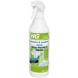 HG douche & wasbak spray
