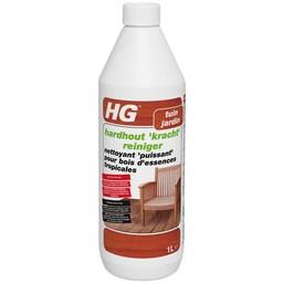 HG hardhout 'kracht' reiniger
