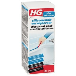 HG siliconenkit-verwijderaar