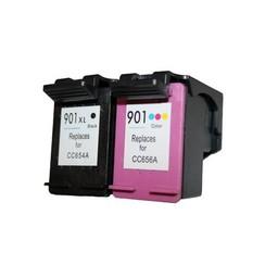 Huismerk Set cartridges voor Hp 901Xl