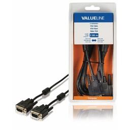 <br />  VGA-kabel VGA mannelijk - VGA mannelijk 2,00 m zwart