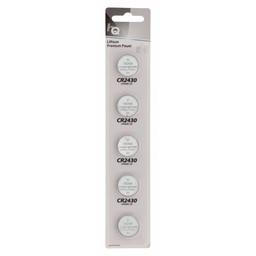 Nedis Lithium knoopcel-batterij CR2430 | 3 V | 5 stuks | Blister