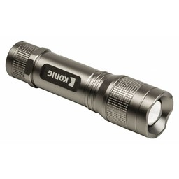 Nedis LED-Zaklamp | 5 W | 330 lm | IPX5 | Grijs