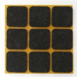 QlinQ QlinQ anti-krasvilt dub. pak bruin 25x25mm