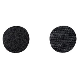 QlinQ Klittenband zwart 22mm (16)QlinQ