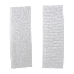 QlinQ Klittenband wit 1 m QlinQ