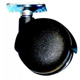 QlinQ QlinQ meubelzwenkwiel 40 mm 20 kg 2 stuks