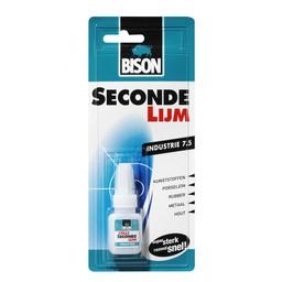 Bison Bison Industrie secondelijm 7,5 g