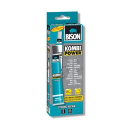 Bison 2-componentenlijm Kombi Power 65 ml