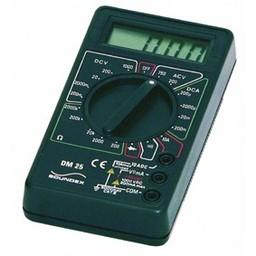 Soundex Soundex digitale multimeter DM 25