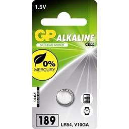 gp GP Alkaline knoopcel 189 (V10GA / L1130), blister 1