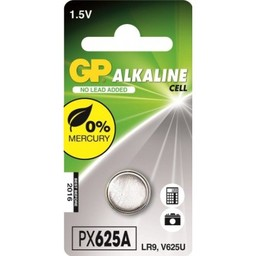 gp GP Fotobatterij 625A (PX625A), blister 1