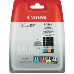 Canon CANON CLI-551 MULTIPACK (4)