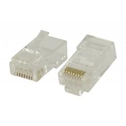Valueline RJ45 connector voor stranded UTP CAT 6 kabels