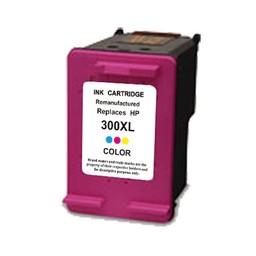 Huismerk Inkt cartridge voor Hp 300Xl kleur met niveau-indicator