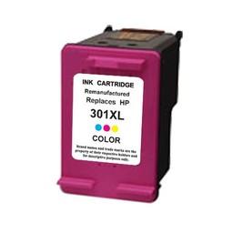 Huismerk Inkt cartridge voor Hp 301Xl kleur met niveau-indicator