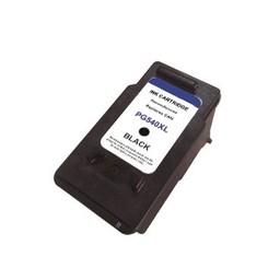 Huismerk Inkt cartridge voor Canon Pg-540Xl zwart met niveau-indicator