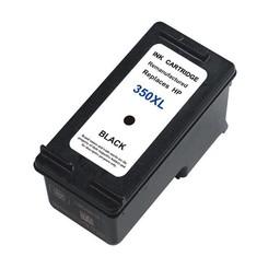 Huismerk Inkt cartridge voor Hp 350Xl zwart