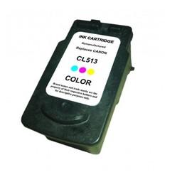 Huismerk Inkt cartridge voor Canon Cl513 met niveau-indicator