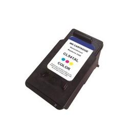 Huismerk Inkt cartridge voor Canon Cl541XL met niveau-indicator