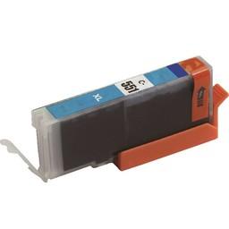 Huismerk Inkt cartridge voor Canon CLI 551Xl cyan