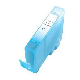 Huismerk Inkt cartridge voor Canon Bci-3E/6 cyan