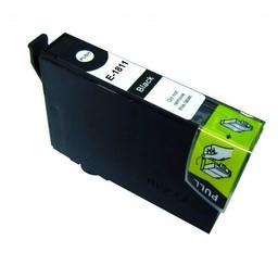Huismerk Inkt cartridge voor Epson 18Xl zwart