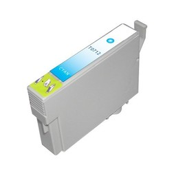 Huismerk Inkt cartridge voor Epson T0712 cyan