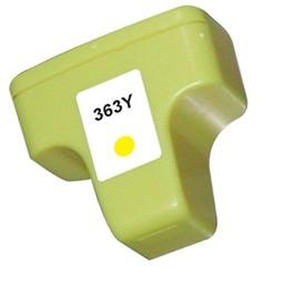 Huismerk Inkt cartridge voor Hp 363 geel