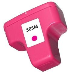 Huismerk Inkt cartridge voor Hp 363 magenta
