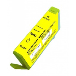 Huismerk Inkt cartridge voor Hp 364Xl geel