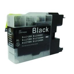 Huismerk inkt cartridge voor Brother LC 1220 1240 zwart