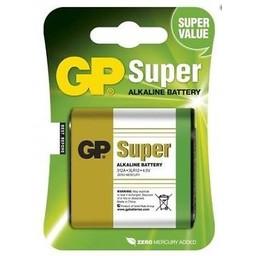 gp GP super alkaline 4,5 V plat