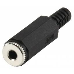 Lumberg 3.5mm jack contra stereo plug